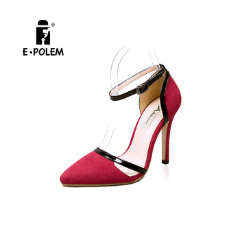 Sexy stiletto pumps shoes high heel new model women sandals lady shoe