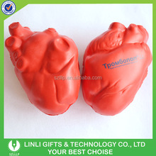 Promotion PU Heart Shape Anti Stress Ball