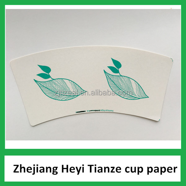 China Supplier Best Quality paper cup fan company