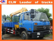 China manufacturer 10 ton truck with crane DongFeng industrial cranes industrial hydraulic crane