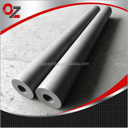 Low sulfur and low ash graphite carbon tube