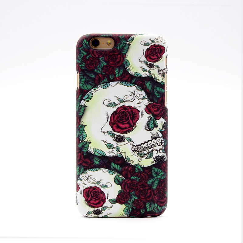 Beautiful Animal Pattern 3D Sublimation Mobile Cover for iPhone 6s