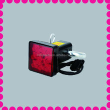 dot trailer lights, trailer hitch cover with LED brake light