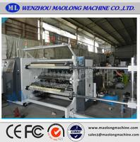MLM-D1300 Highly Effective stainless steel coil slitting machine