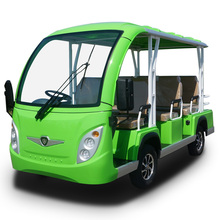 Manufacturer Supplies High Quality 8-Seater Electric Sightseeing Car