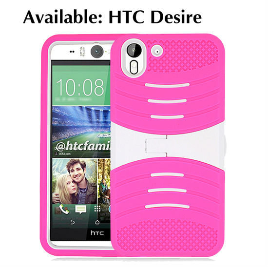 New Coming Style For HTC EYE,Case for HTC Desire EYE Hybrid Stand Case/For HTC Accessories