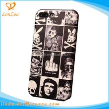 Waterproof cell phone case production black-and-white diagram tpu multiple bulk custom wholesale cell phone case