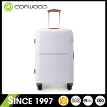 Attractive design PC luggage suitcase bag with drawers