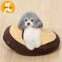 New Style Soft Plush Pet Bed House for Dogs Lucky Pet Dog Beds