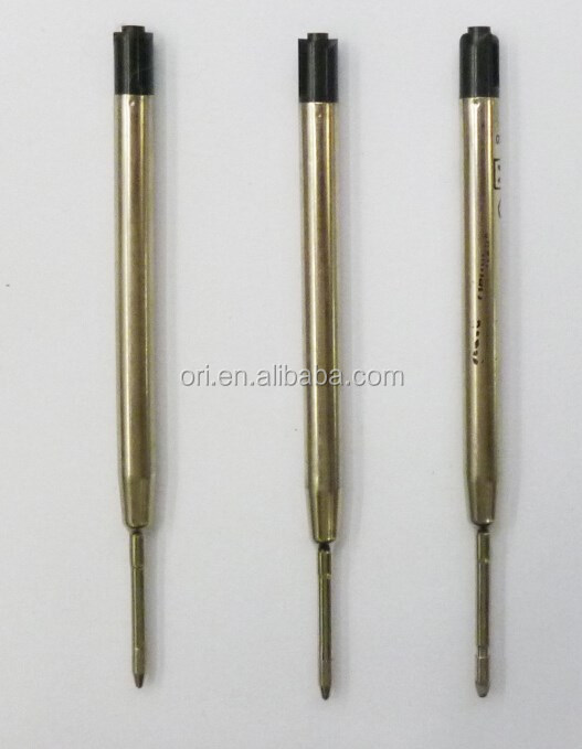 ball pen refill ,metal parker ink from factory,customed ink