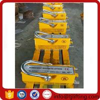 Trade assurance lifting magnet industrial magnets 1000kg permanent magnetic lifter