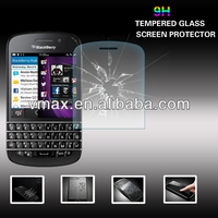 Gold Supply 0.26mm 9H milo tempered glass screen protector for Blackberry q10 (Glass Shield)