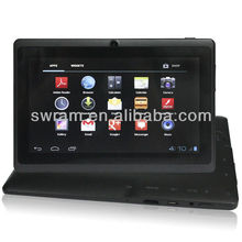 Tablet pc 7 inches 16:9, 800 * 480,CapactitiveTFT display
