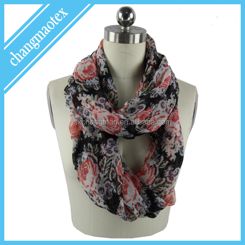 2014 newest fashion infinity scarf buy cotton infinity