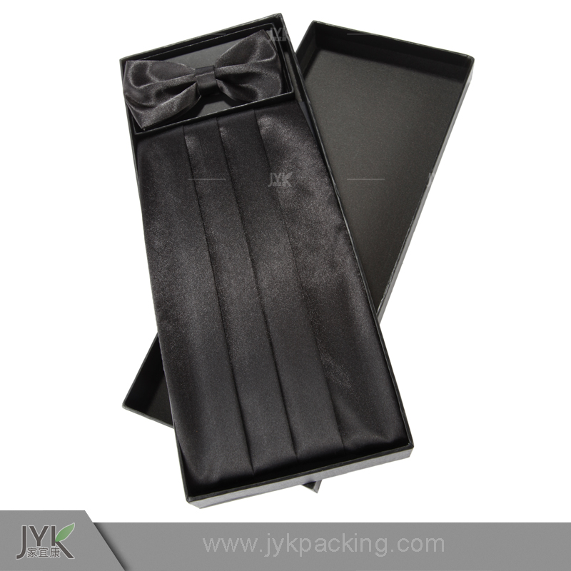 Necktie Packaging Box Bow Tie Packing Box Rigid Hard Paper Box