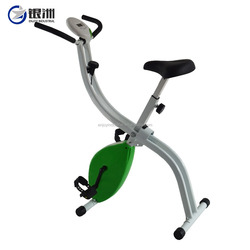 Body Fitness Magnetic Drive Foldable Cheap Home Use X Bike Exercise Bike