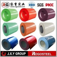 ppgi prepainted galvanized steel coil for building materials
