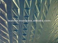Slit Hole HDPE Plastic sheet for paper lamination bags
