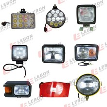 Spare parts rear group lamp front lamp working lamp for excavator truck car