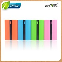 Christmas 2014 new hot items gifts quality reliable mobile power bank 7800mah