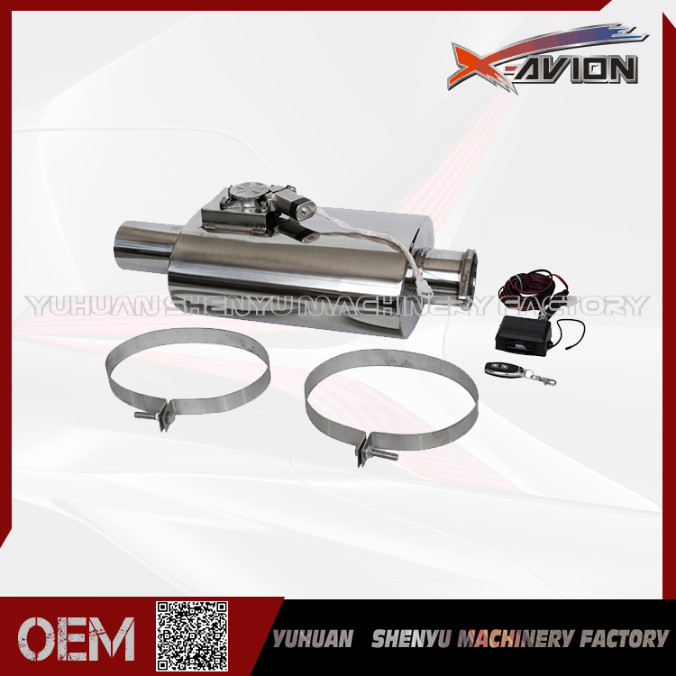 Durable Using Low Price Car Muffler And Exhaust