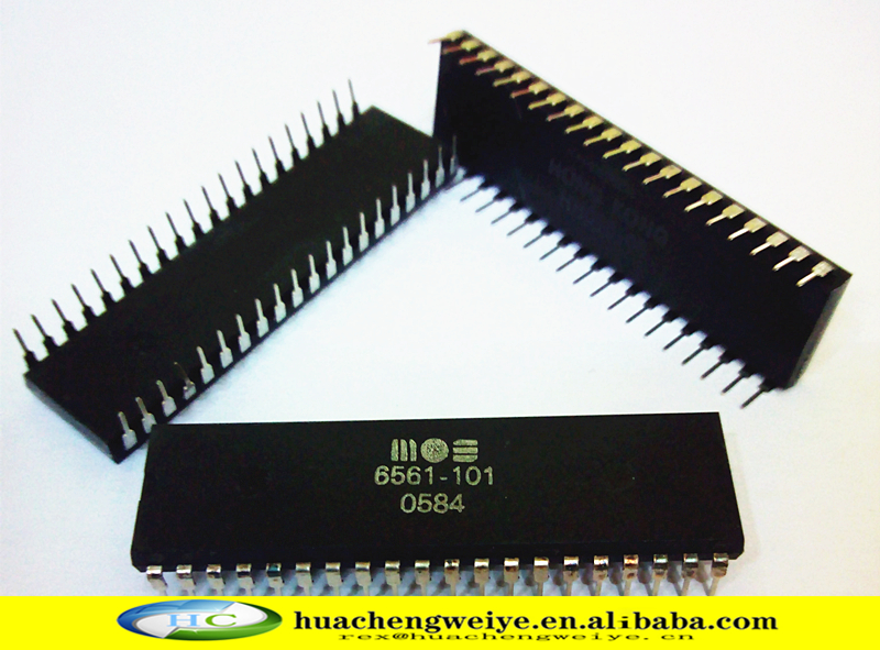 New electronics ic 6561-101
