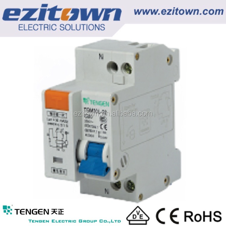 TENGEN GROUP mini mcb cover electrical circuit breaker