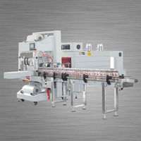 Automatic Thermal Shrink Packaging Machine for Sleeve Wrapper and PE
