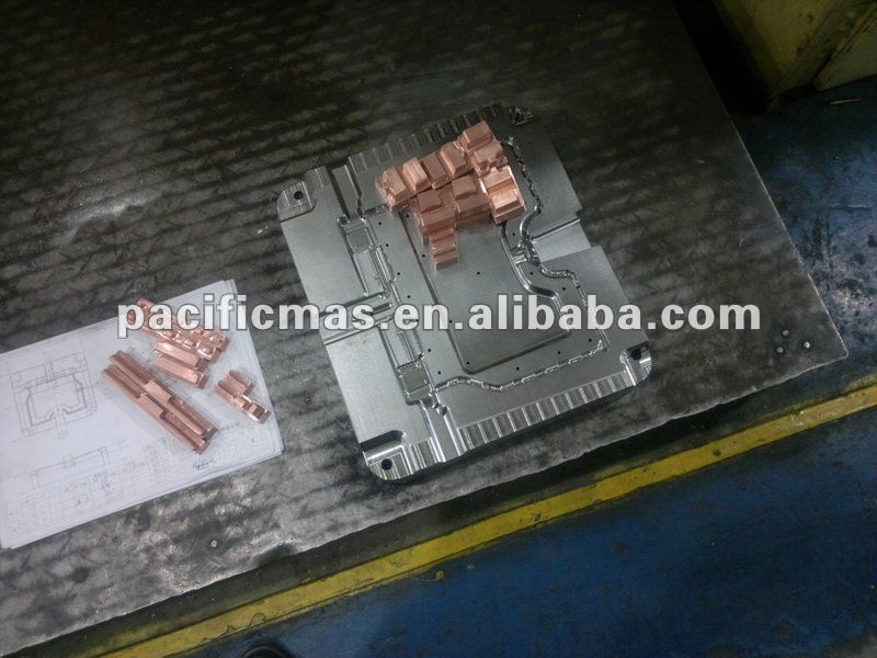 plastic automotive mold making