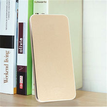 4000mAh External Battery Backup Charger Case Pack Power Bank for iPhone5 5S gold