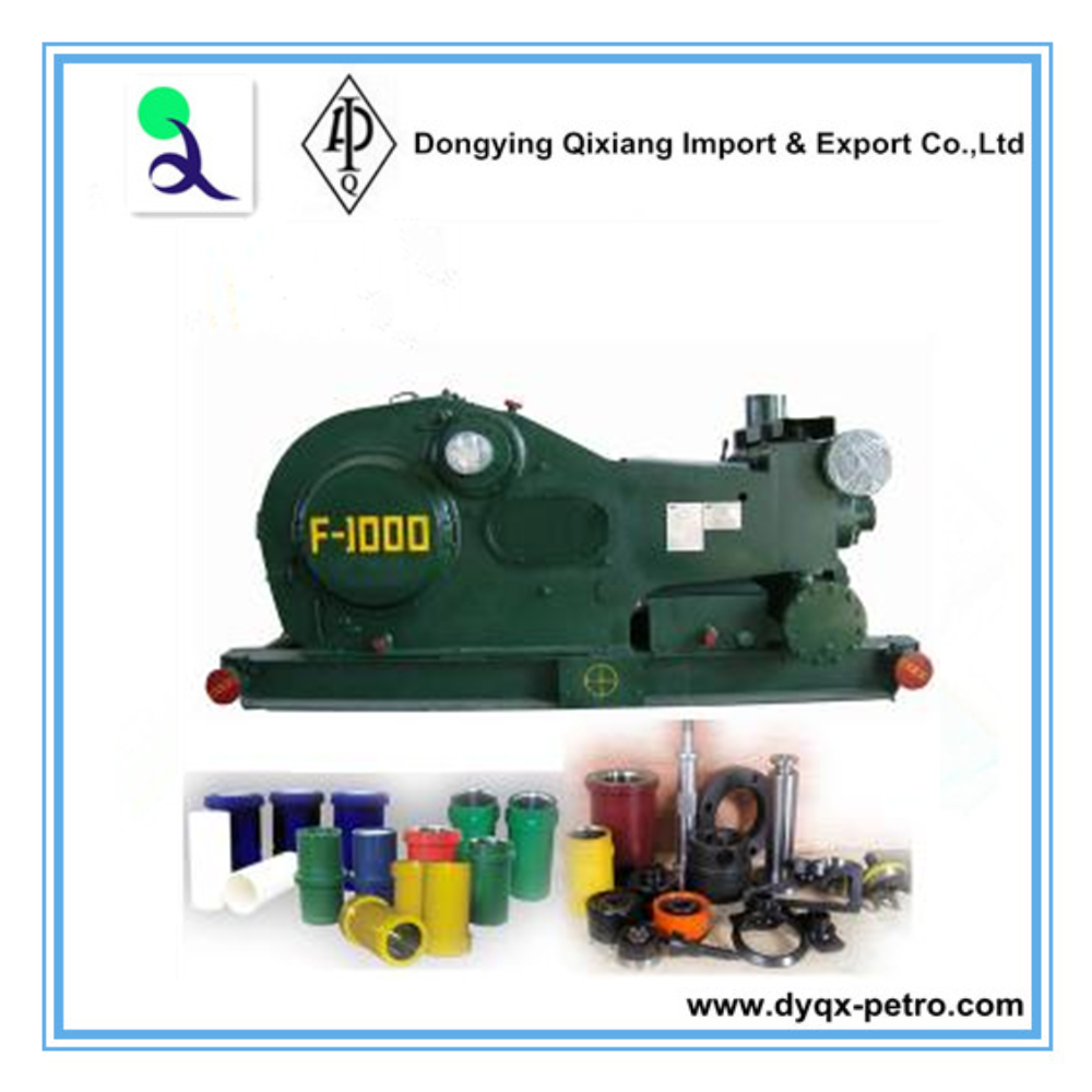 High pressure F series oilfield mud pump for drilling rig