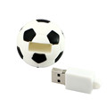 usb gift football design usb memory stick cases and housing cheap