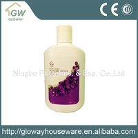 Hotel shea butter whitening skin revitalizer shower gel for boby