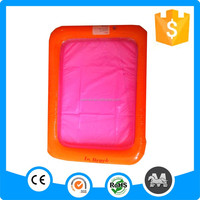 Customise size and color kids inflatable sand table