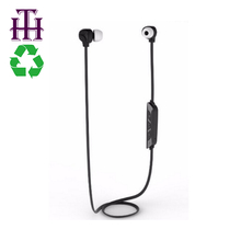 New Fashion Design sport stereo wireless earphone with working range 10m standby time 200Hrs sport bluetooth earbuds