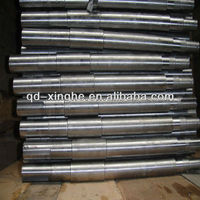 ISO Alloy Ni Cr Mo Indefinite Chilled Cast Iron Roll