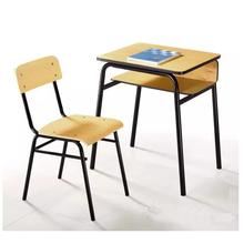 School furniture standard classroom chairs and tables