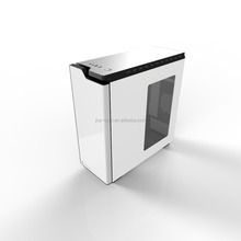 High-end Micro ATX case with elegant design and Acrylic side board