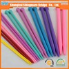 best selling fancy knitting needles in plastic with cheap price