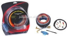 High Quantity Car Audio Amplifier Wire Kit for speaker