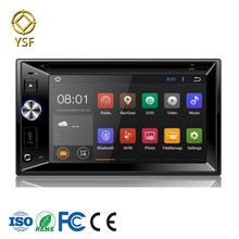 Latest Android 6.2inch Touch Screen Pioneer Car Audio Universal DVD Player for Car