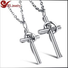 Cross Pendant Fancy Pearl Gold Necklace Latest Design Designs