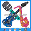 Popular inflatable instrument, inflatable musical instrument, toys plastic inflatable instrument