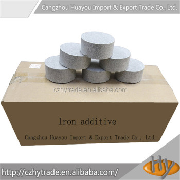 China Wholesale Custom metel cosolvent alloy for nodular iron additives
