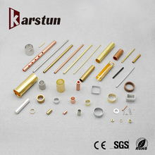 Production of small pipes capillary copper tubes square brass tube fishing crimps