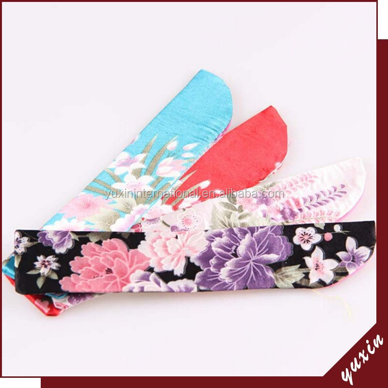 Hand fan pouch,fan packing bag,fan silk cover Promotional gift SH019