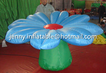 Newest wedding giant inflatable flower decoration