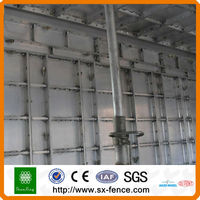 Recyclable Aluminum alloy template( in building)