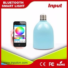 Wholesale New China Products For Sale Coloured Bluetooth Speaker Led Bulb Light Bar