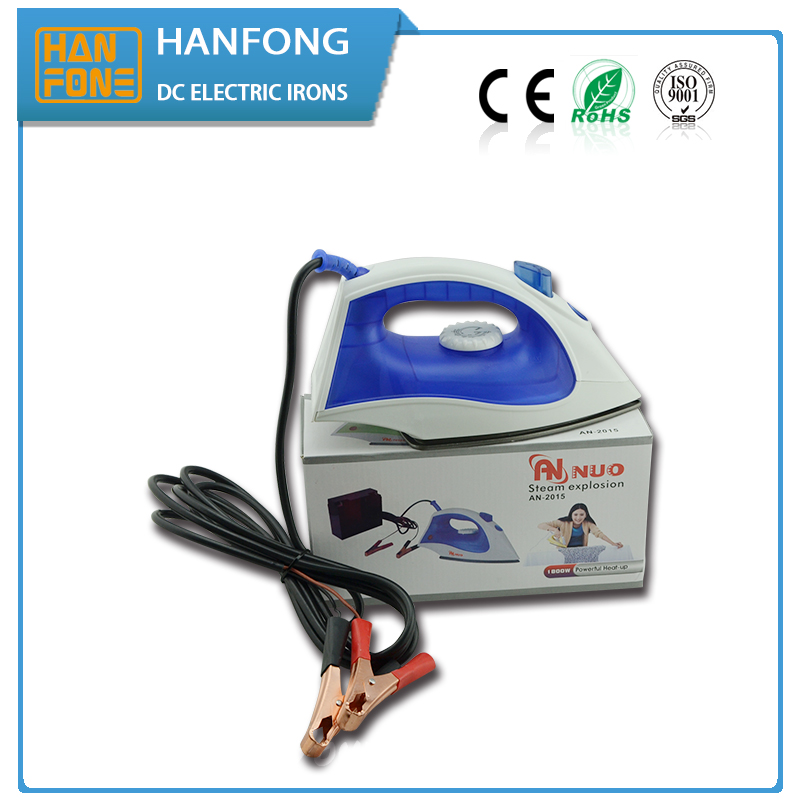 12V 220V 150W DC solar iron for clothes electric iron solar